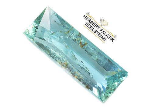 Edle Steine – Edelsteine – Aquamarine