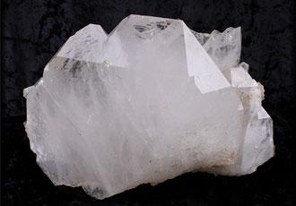 Bergkristall ist auch nur ein Quarz – aber was für einer!?