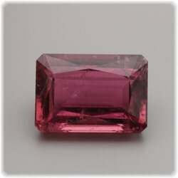 Turmalin pink facettiert Achteck / 14,2 x 10,1 mm / 8.01...